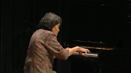 【钢琴演奏】中国第一代钢琴家巫漪丽老前辈(现龄87岁)演奏:《梁祝》