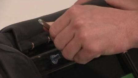 如何安装迪锐克斯DXRacer蝴蝶托