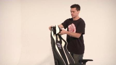 如何安装迪锐克斯DXRacer头枕