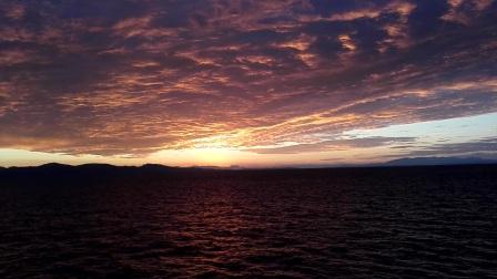 【陈小羊旅拍】从意大利到希腊,在隔夜渡轮上看跨地中海的日出