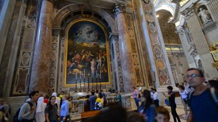 梵蒂冈圣彼得大教堂.MOV