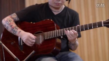 拿火吉他-指弹