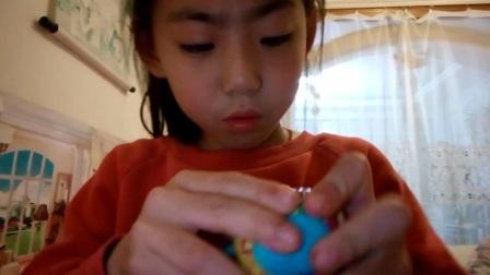 拆封珍宝珠玩具蛋