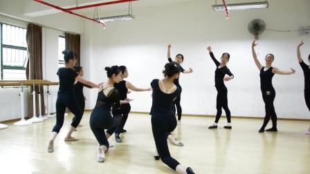 形体芭蕾舞蹈教学深圳舞蹈网培训基地
