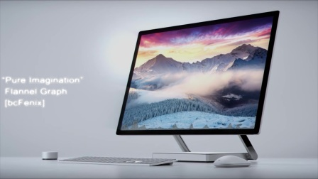 Surface Studio AD BGM - Pure Imagination