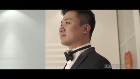 XuanFilm 婚礼现场快剪4.9(太原婚礼跟拍 太原婚礼微电影)