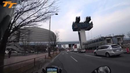 在岛国骑摩托车 原来路权是这样的大