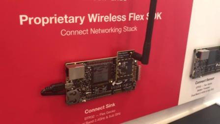 Sub-GHz和2.4 GHz无线连接从未如此简单
