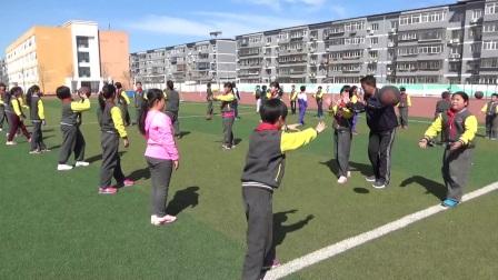 20170401 南彩学校 五年级体育课 录制人:JX