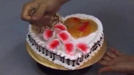 创意蛋糕制作-裱花大师制作