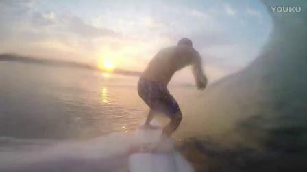 [K分享] 玩心跳!第一视角跟大神玩冲浪