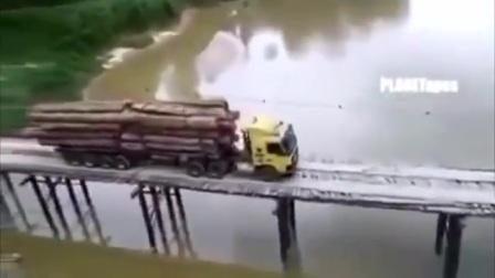 世界上最危险的公路,老司机都来看看