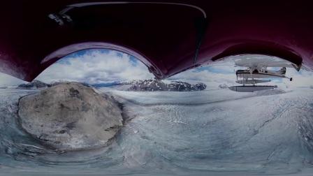 【加拿大BC省360°全景视频】水晶湖水上飞机之旅