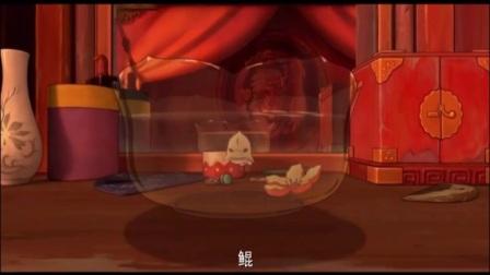 8分钟的《大鱼海棠》