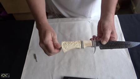 Véronique Laurent 最后一把可拆卸刀