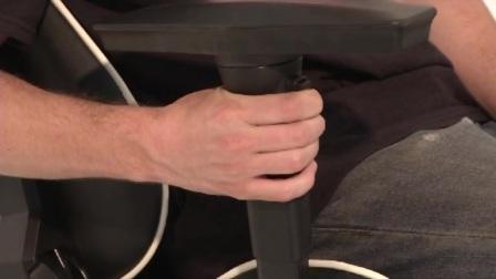 如何使用迪锐克斯DXRacer 3D 扶手