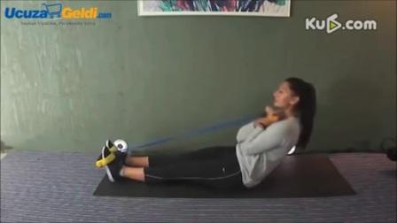 脚蹬拉力器健腹器使用_高清_高清在线观看_百度视频.mp4