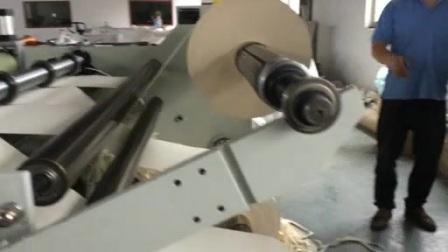 PAPER SLITTING REWINDING MACHINE一米六分切复卷机