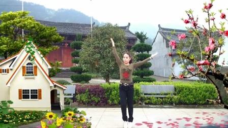 丽岙丽南广场舞《女兵走在大街上》编舞:肖肖 习舞:冬仙