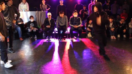 【5BBOY】Kyoto Bboy Crew vs Next Generation. Dare 2 Differ 2017