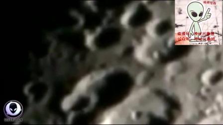 实拍:天文爱好者拍到UFO从月球起飞!不敢相信自己的眼