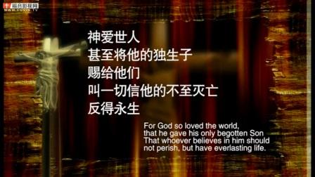 拯救-拯救-约翰 3:16