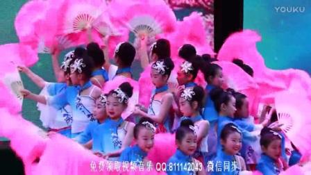 2017最新幼儿舞蹈《桃花红杏花白》幼儿园舞蹈