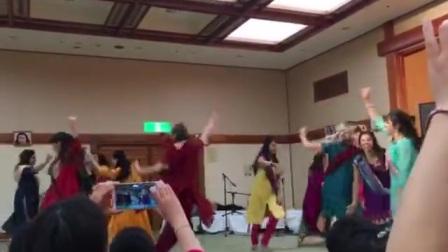 2017年日本交流会Yuva之舞