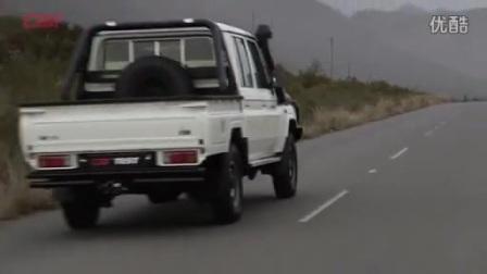 皮卡对比试驾 丰田LC79 皮卡 vs. 日产Patrol_试车视频_汽车报价20167