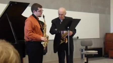 华尔兹随想曲 Caprice en Forme de Valse Masterclass with Dr. Eugene Rousseau