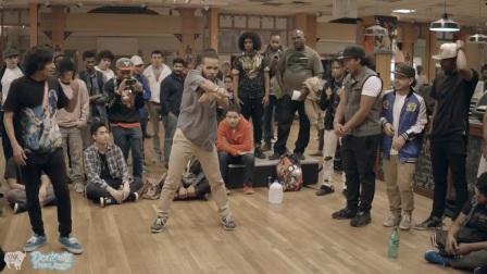 【5BBOY】Prince vs Montahje - All Styles Battle - Dexterity Dance League in ATL