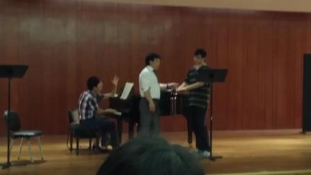 国际男高音张亚林Mario zhang声乐大师班