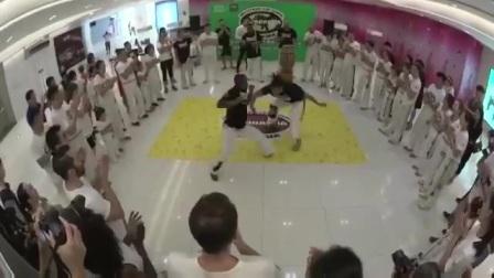 巴西战舞卡波耶拉