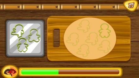 爱探险的朵拉历险记 朵拉做姜饼人 墨麟解说
