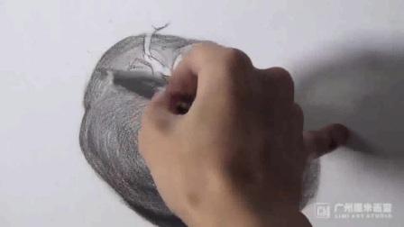 素描人头结构_素描头像正面_素描动漫人物画
