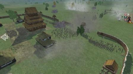 日月共明全面战争ep12再战名古屋 对大西王朝拉开战争序幕