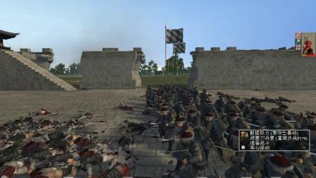 日月共明全面战争ep15攻占叛军城市萨哈连乌拉赫通
