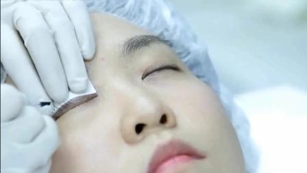 【半永久美瞳线教学】法米索最新美瞳线技术-碳睛魅瞳现场实操教学