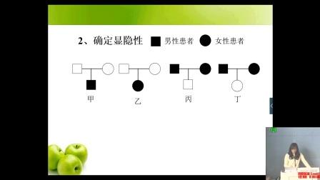 梓涵成都7中网班高中生物必修二第二章基因和染色体的关系第3节 伴性遗传