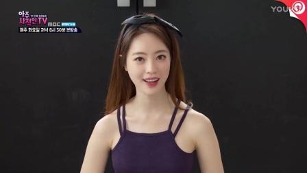 韩国美女私人健身教学 5_高清