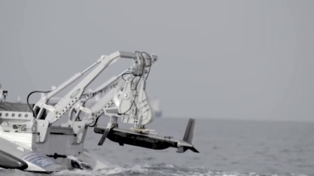 New Seagull USV Sets for Anti-Submarine, Counter-Mine Warfare(720p).MP4