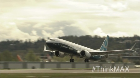 Boeing 737 MAX 9 Completes First Flight - 副本