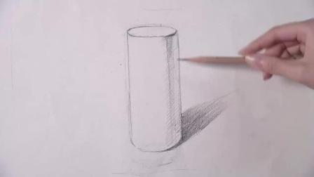静物素描视频_qq头像黑白素描_学画画入门