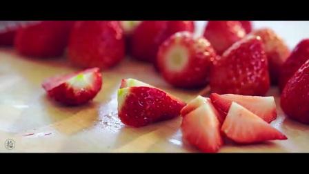 学美食_自制纯天然草莓果酱 怎么学做菜