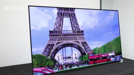 索尼A1体验:屏幕发声音效出色