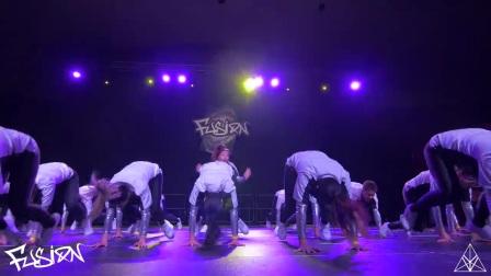 【5BBOY】IDX - Fusion XVII 2017 [@VIBRVNCY Front Row 4K] #fusionxvii
