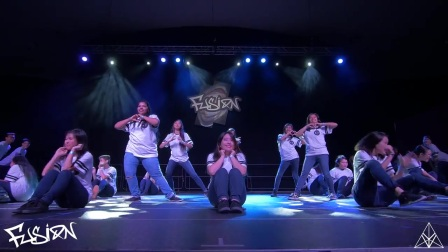 【5BBOY】KunFusion - Fusion XVII 2017 [@VIBRVNCY Front Row 4K]