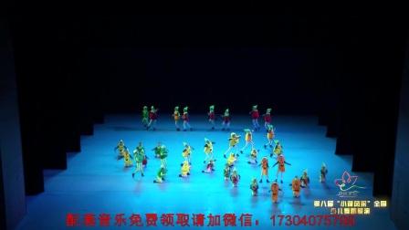张老师2017最流行六一幼儿园舞蹈现代舞《水果家族歌》
