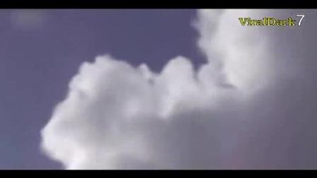 监控拍到的5个真实天使恶魔的录像!难道真的有天使和上帝?