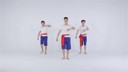 好汉歌 健身广场舞